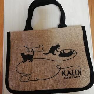 カルディ(KALDI)のカルディ 猫の日 バッグのみ(トートバッグ)