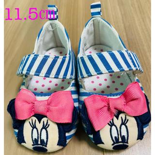 ディズニー(Disney)のサンダル 靴 ミニー 11.5㎝(サンダル)
