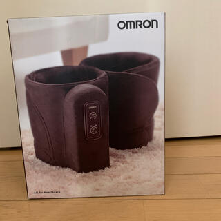 OMRON - オムロン エアマッサージャー