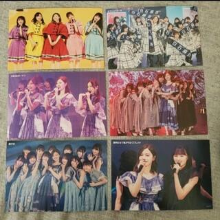 ノギザカフォーティーシックス(乃木坂46)の乃木坂46 ポストカード 13枚セット(アイドルグッズ)