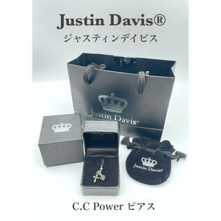 ジャスティンデイビス(Justin Davis)のJustin Davis ジャスティンデイビス C.C Power ピアス(ピアス)