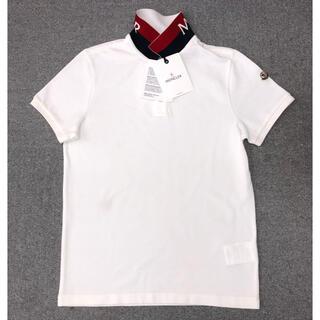 モンクレール(MONCLER)の新品未使用 タグ付 モンクレール ポロシャツ  サイズS(ポロシャツ)