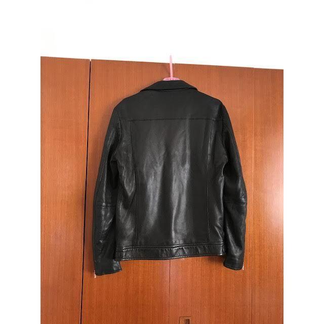 ATTACHIMENT(アタッチメント)の17万500円 アタッチメント エントロフィーノ レザーライダース メンズのジャケット/アウター(レザージャケット)の商品写真
