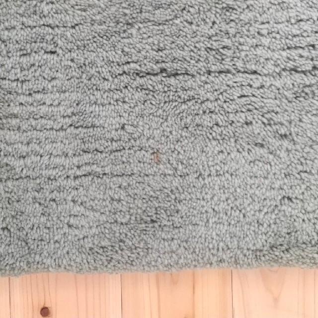 unico(ウニコ)のunicoウニコ  ラグ  140cm×200cm インテリア/住まい/日用品のラグ/カーペット/マット(ラグ)の商品写真