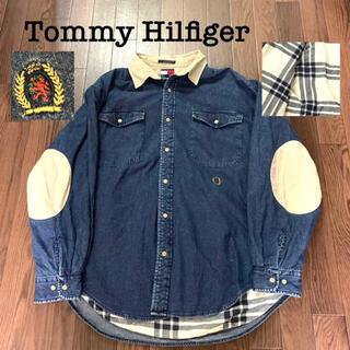 トミーヒルフィガー(TOMMY HILFIGER)のtommy hilfiger デニムジャケット(Gジャン/デニムジャケット)