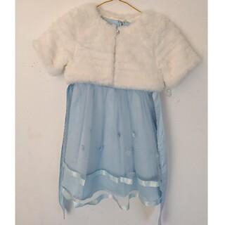 エイチアンドエム(H&M)のキッズ フォーマル2点セット(ドレス/フォーマル)