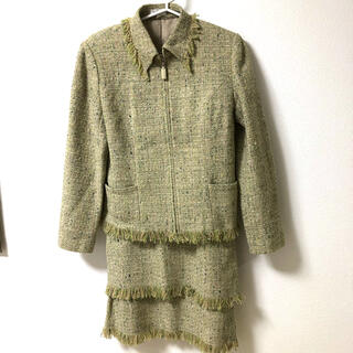 エポック(EPOCH)のレディース エポック epoch フォーマル スーツ セット スカート L(スーツ)