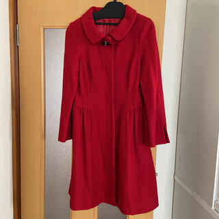 M'S GRACY - エムズグレイシーコート 赤 可愛い