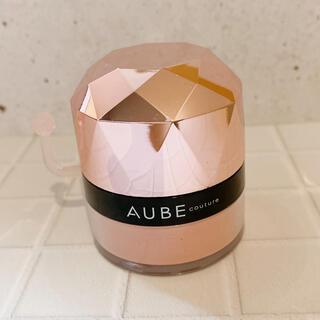 AUBE couture - オーブクチュール ぽんぽんチーク 434 ローズ
