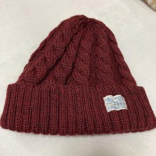 カシラ(CA4LA)のニット帽 カシラ(ニット帽/ビーニー)
