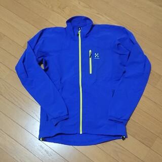 ホグロフス(Haglofs)のHaglofs Lizard Jacket サイズS 日本Mサイズ相当(登山用品)