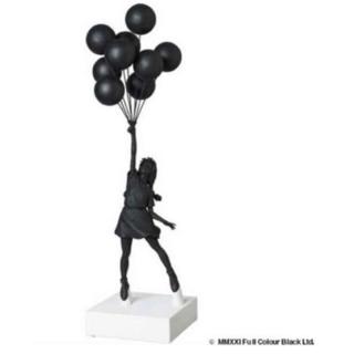 メディコムトイ(MEDICOM TOY)のFlying Balloons Girl GESSO BLACK Ver.(その他)