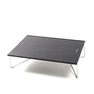 シンフジパートナー(新富士バーナー)のSOTO フィールドホッパー マットブラック ST-630 新品未使用(テーブル/チェア)