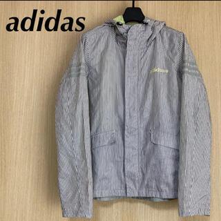 アディダス(adidas)のadidas アディダス レディース S ナイロン ジャージ マウンテンパーカー(ナイロンジャケット)
