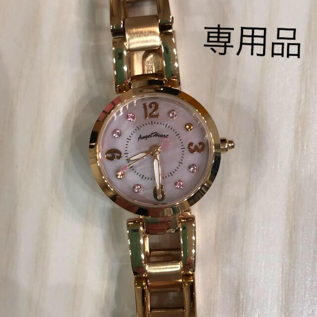 Angel Heart(エンジェルハート)のエンジェルハート 時計 レディースのファッション小物(腕時計)の商品写真