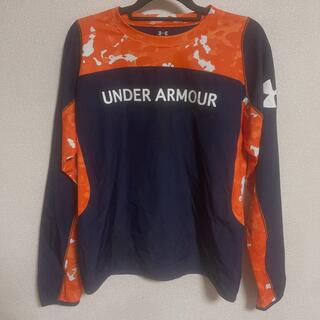 UNDER ARMOUR - アンダーアーマー 薄手 ウィンドブレーカー 長袖 プルオーバー