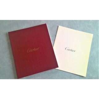カルティエ(Cartier)の【Cartier】カルティエ ウォッチカタログ(ファッション)