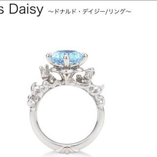 ディズニー(Disney)のケイウノ ドナルド デイジー 永遠の恋人 8号程度(リング(指輪))