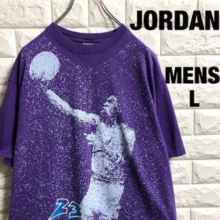 AIR JORDAN  エアージョーダン 半袖Tシャツ メンズLサイズ(Tシャツ/カットソー(半袖/袖なし))