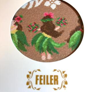 フェイラー(FEILER)のフェイラー 【新品・未開封】 マナマナ柄コンパクトミラー(ミラー)