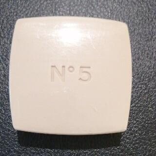 シャネル(CHANEL)のシャネルNo.5 石鹸(ボディソープ/石鹸)