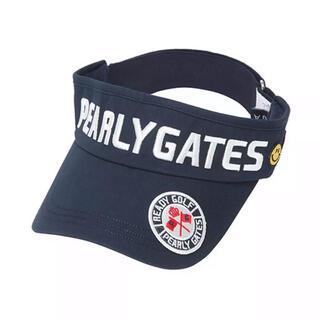 パーリーゲイツ(PEARLY GATES)のゴルフ サンバイザー バイザー 帽子 パーリーゲーツ(サンバイザー)
