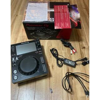 パイオニア(Pioneer)の【J-LOW様専用】ioneer XDJ-700パイオニア 楽曲多数入りUSB付(DJコントローラー)