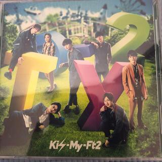 キスマイフットツー(Kis-My-Ft2)のKis-My-Ft2 Toy-2アルバム通常盤(ポップス/ロック(邦楽))