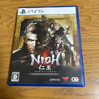 仁王 Remastered Complete Edition PS5(家庭用ゲームソフト)