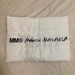 エムエムシックス(MM6)のSPUR シュプール 2019年11月号付録  MM6 メゾンマルジェラ ポーチ(ポーチ)