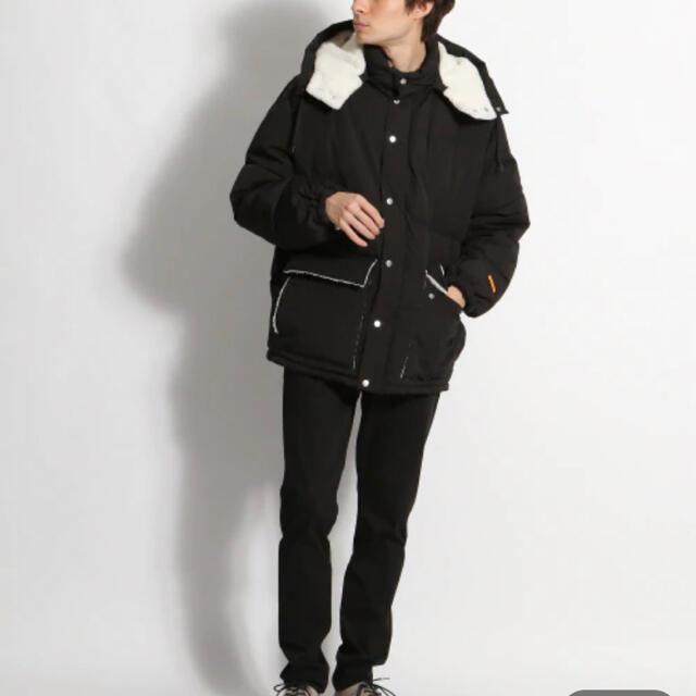 niko and...(ニコアンド)のniko andダウンジャケット メンズのジャケット/アウター(ダウンジャケット)の商品写真