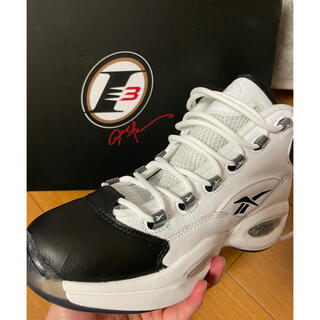 リーボック(Reebok)のREEBOK QUESTION MID 'WHY NOT US?'(スニーカー)