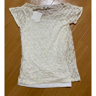 マーキュリーデュオ(MERCURYDUO)のMERCURYDUO トップス(Tシャツ(半袖/袖なし))