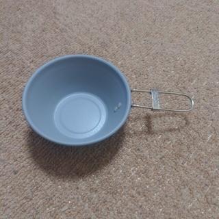 エバニュー(EVERNEW)のEVERNEW(エバニュー)シェラカップ ハンドル折りたたみ式(調理器具)