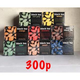 味 数 選べるセイロン風味の紅茶 300パック 12箱(茶)