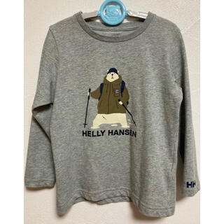 ヘリーハンセン(HELLY HANSEN)のへリーハンセン HELLY HANSENキッズロンT 120サイズ(Tシャツ/カットソー)