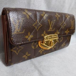 ルイヴィトン(LOUIS VUITTON)のLOUIS VUITTON モノグラムエトワール長財布(財布)