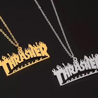 スラッシャー(THRASHER)のTHRASHER ネックレス(ネックレス)