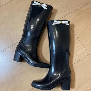ケイトスペードニューヨーク(kate spade new york)の♡kate spade NEWYORK 長靴♡(レインブーツ/長靴)