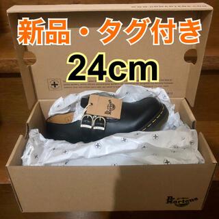 ドクターマーチン(Dr.Martens)の【新品・タグ付き】ドクターマーチン 8065 メリージェーン 24cm(ローファー/革靴)