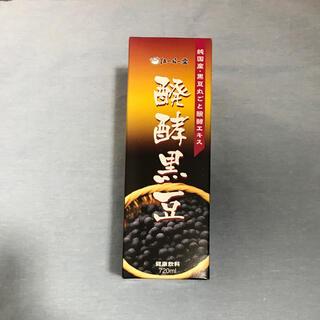はつらつ堂 醗酵黒豆 720ml(その他)
