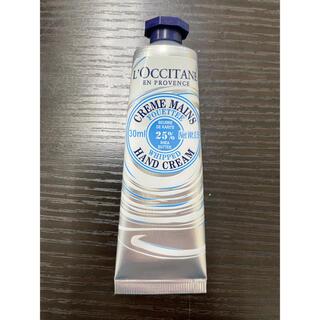 ロクシタン(L'OCCITANE)のロクシタン シア ホイップハンドクリーム(ハンドクリーム)