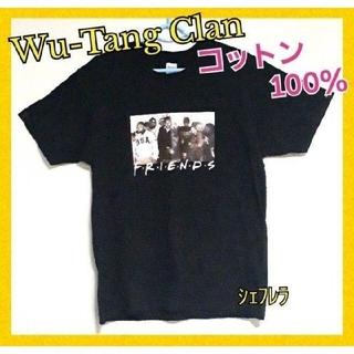 最恐集団! Wu-Tang Clan ウータン クラン ブラックTシャツ(Tシャツ/カットソー(半袖/袖なし))