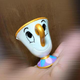 ディズニー(Disney)のディズニー 美女と野獣 ベル チップ 指輪 小物入れ(リング(指輪))