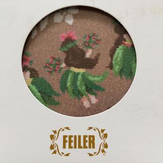 フェイラー(FEILER)の未開封 フェイラー マナマナ コンパクト ミラー ノベルティ 非売品(ミラー)