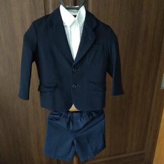 レノマ(RENOMA)のrenoma 男の子 スーツ 110  小学校受験 フォーマル 七五三 受験(ドレス/フォーマル)