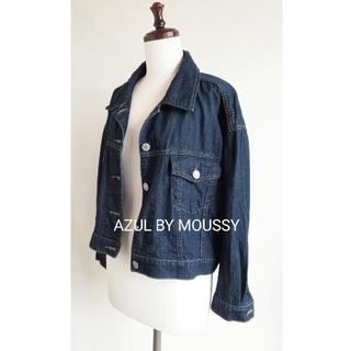 アズールバイマウジー(AZUL by moussy)の4/1まで Azru by moussy デニムジャケット(Gジャン/デニムジャケット)