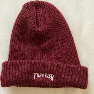 スラッシャー(THRASHER)のスラッシャーニット帽(ニット帽/ビーニー)