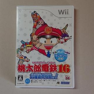 ウィー(Wii)の【Wii】桃太郎電鉄 16 北海道大移動の巻(家庭用ゲームソフト)
