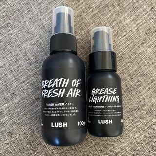ラッシュ(LUSH)のラッシュ 化粧水&美容液(化粧水/ローション)